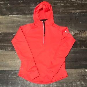 Women's 1/4 quarter zip hoodie